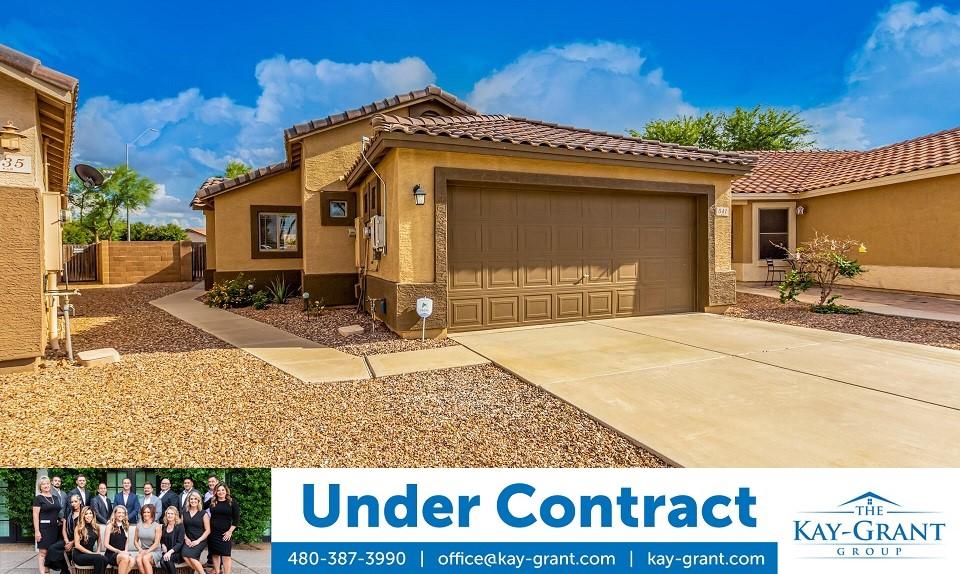 Casa Mirage Casa Grande Home Under Contract