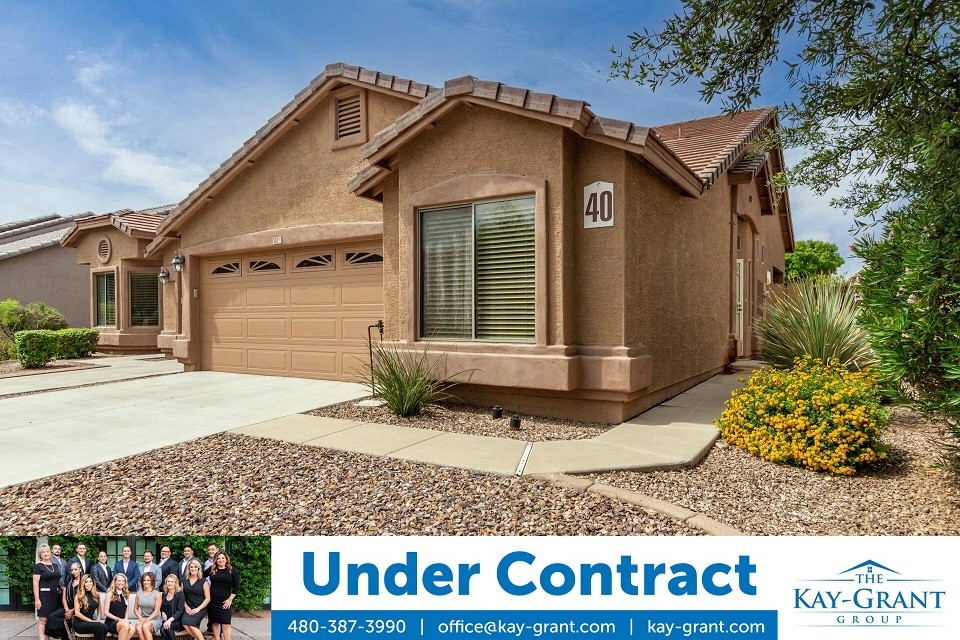 Cave Creek Villas Townhome Under Contract
