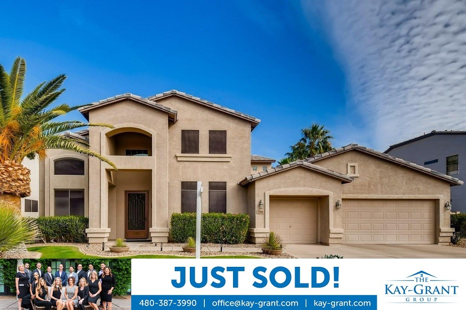 Spacious 4-Bedroom Home in Chandler Sold