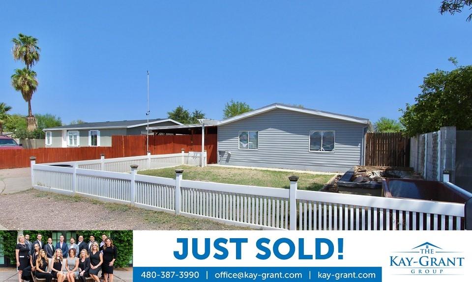 Desert Sands Mesa Home Just Sold