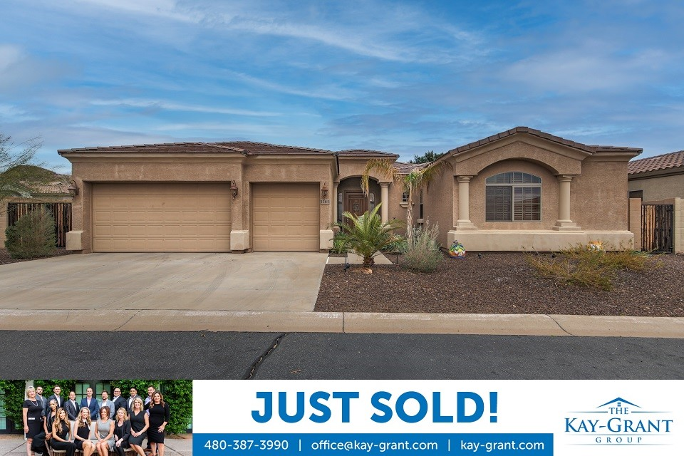 Ellsworth Heights Home in Mesa Just Sold