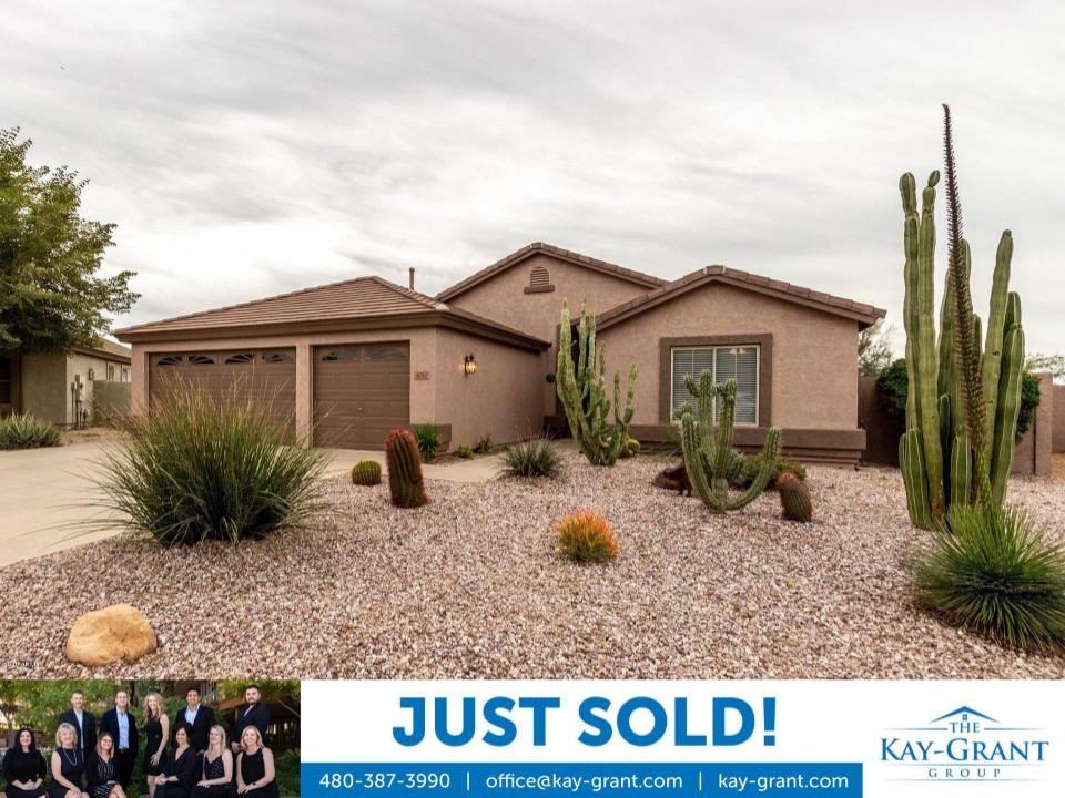 Gold Canyon Home Sold