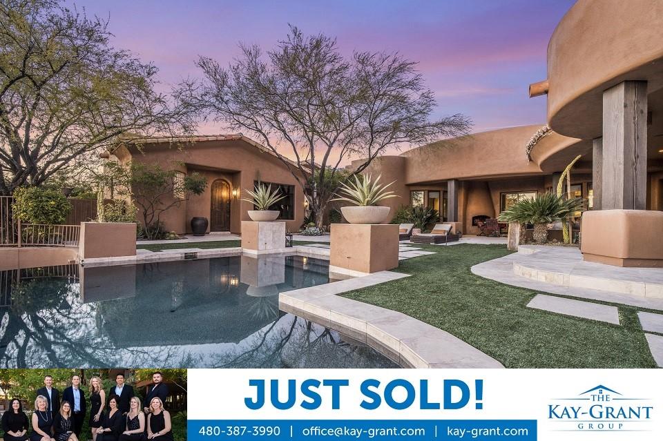 Hawknest North Scottsdale Home Sold