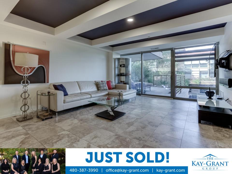 6th Floor Optima Camelview Condo Sold