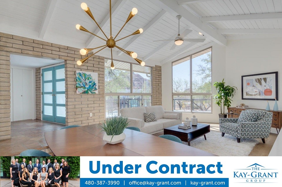Mid-Century Moundview Home Under Contract