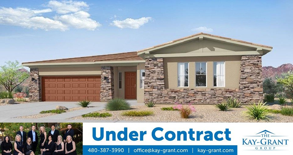 New Surprise Home Under Contract