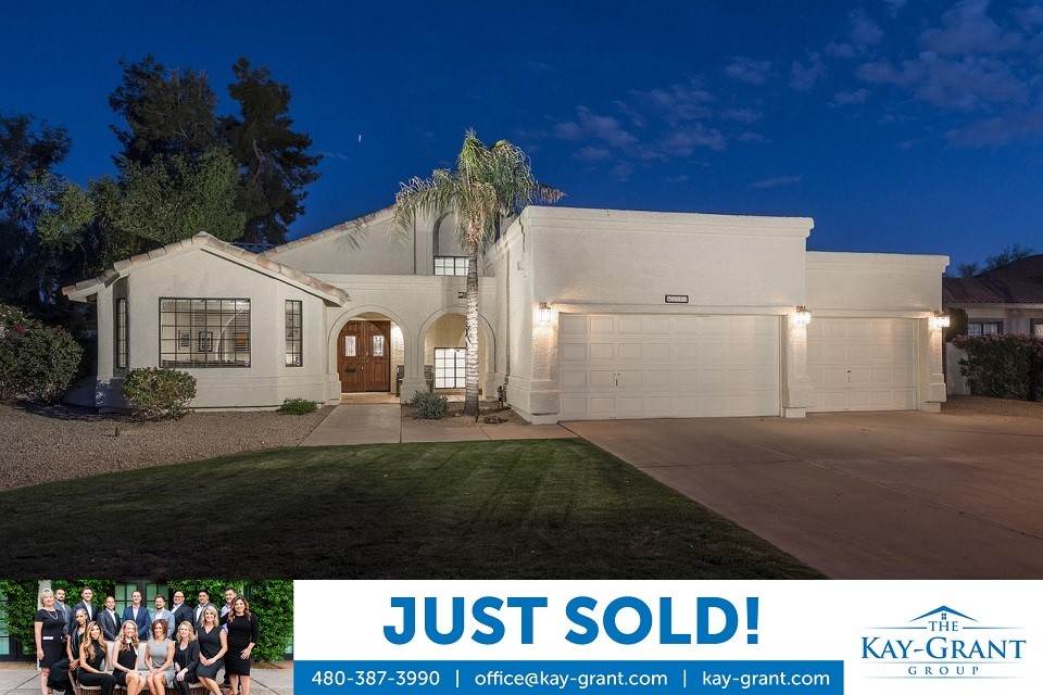 North Ranch Scottsdale Home Just Sold