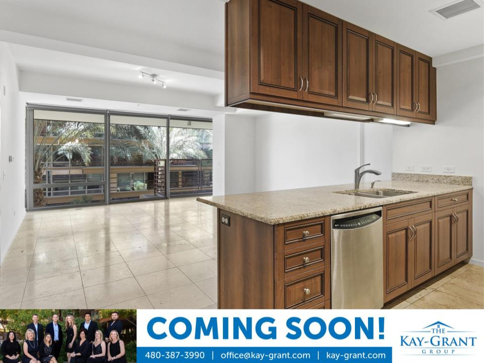 Two-Bedroom Optima Camelview Condo Coming Soon