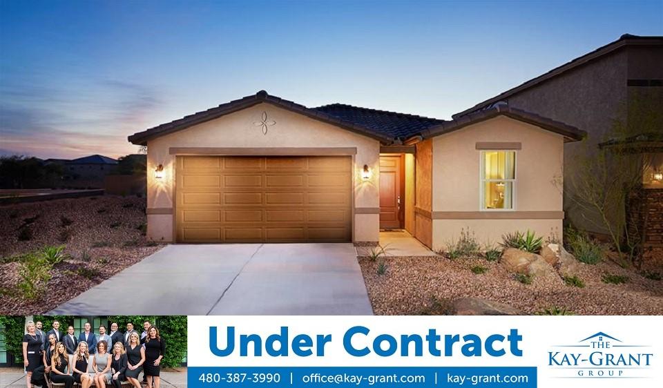 Tuscano New Build in Phoenix Under Contract