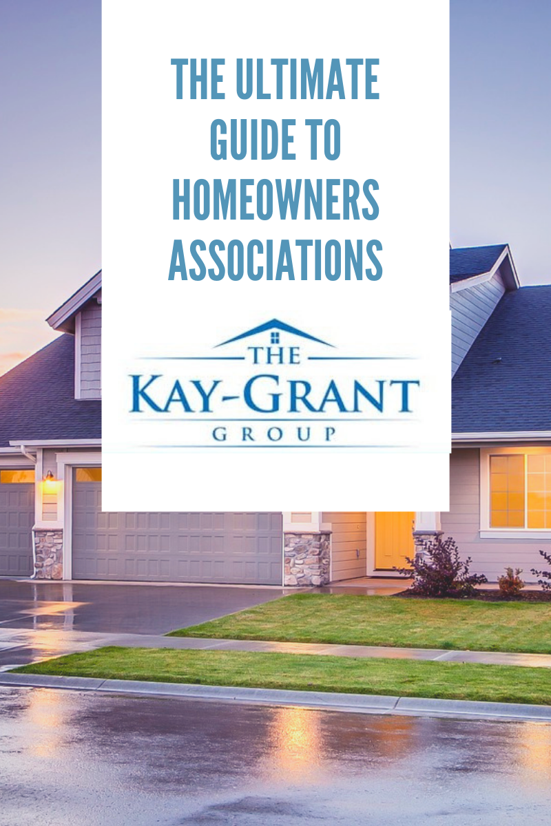Guide to Homeowners Associations