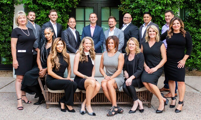 the kay-grant group team
