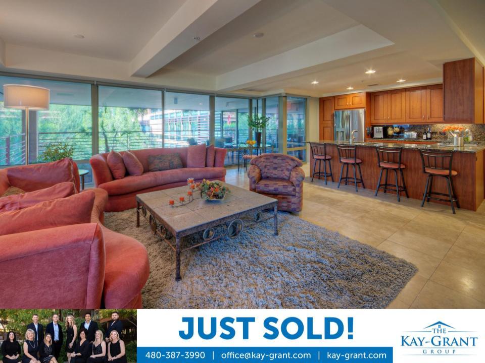 3rd Floor Optima Camelview Condo Sold