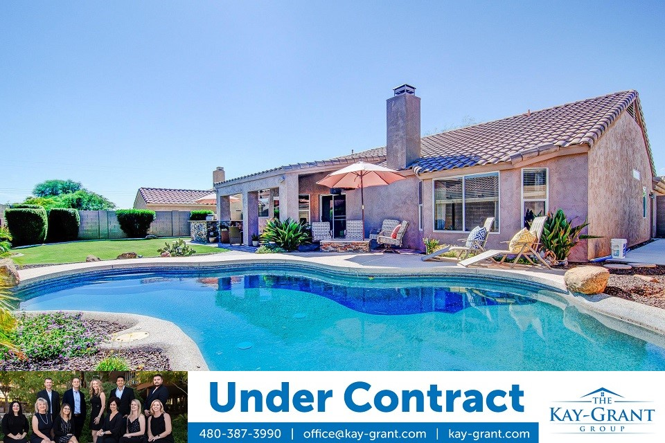 Cave Creek Tatum Ranch Home Under Contract