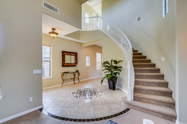 Interior of Scottsdale Home for Sale