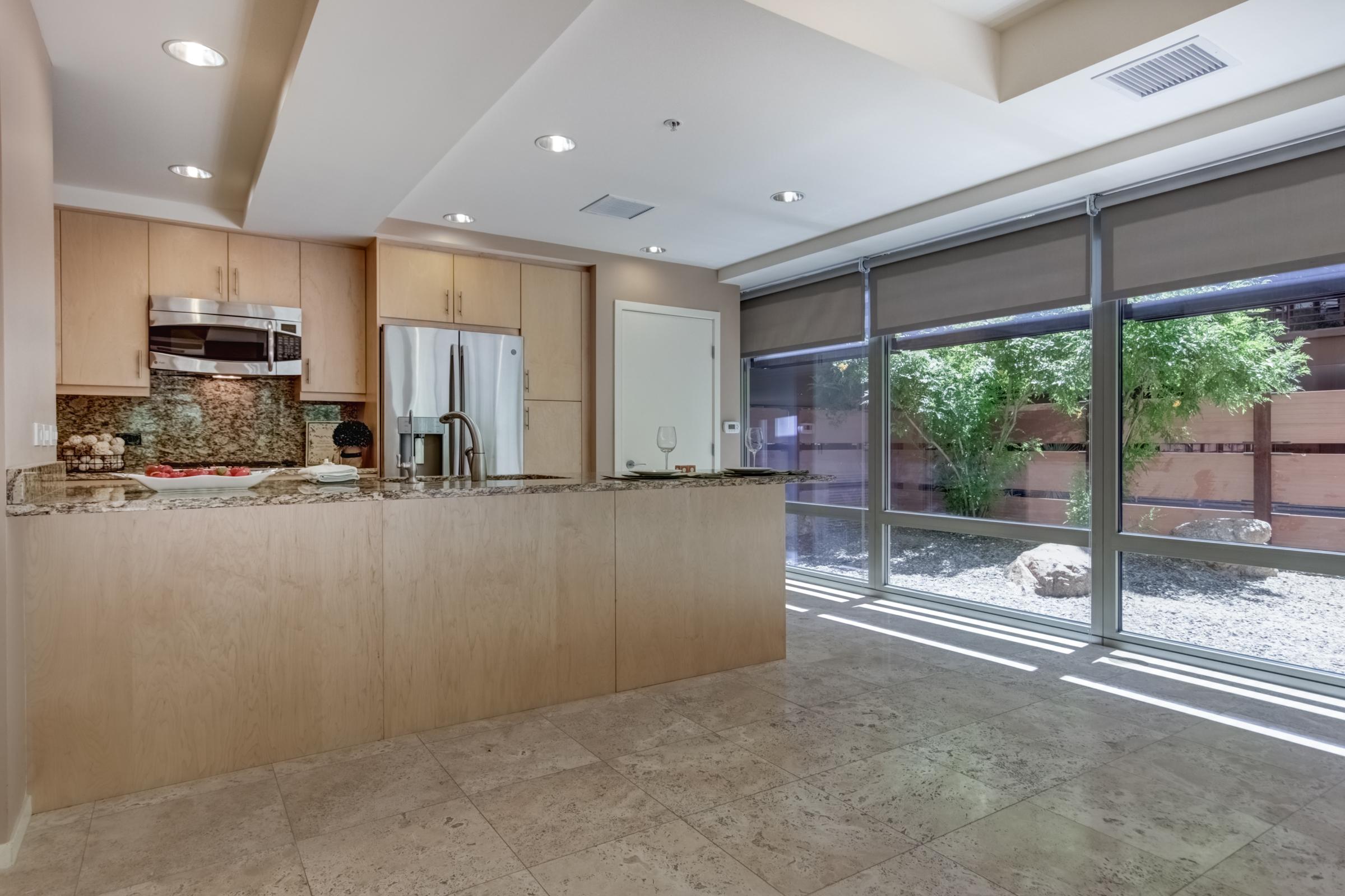 Ground Floor Condo for Rent in Optima Village
