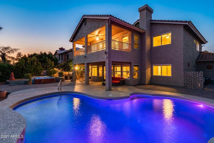 Amazing backyard views