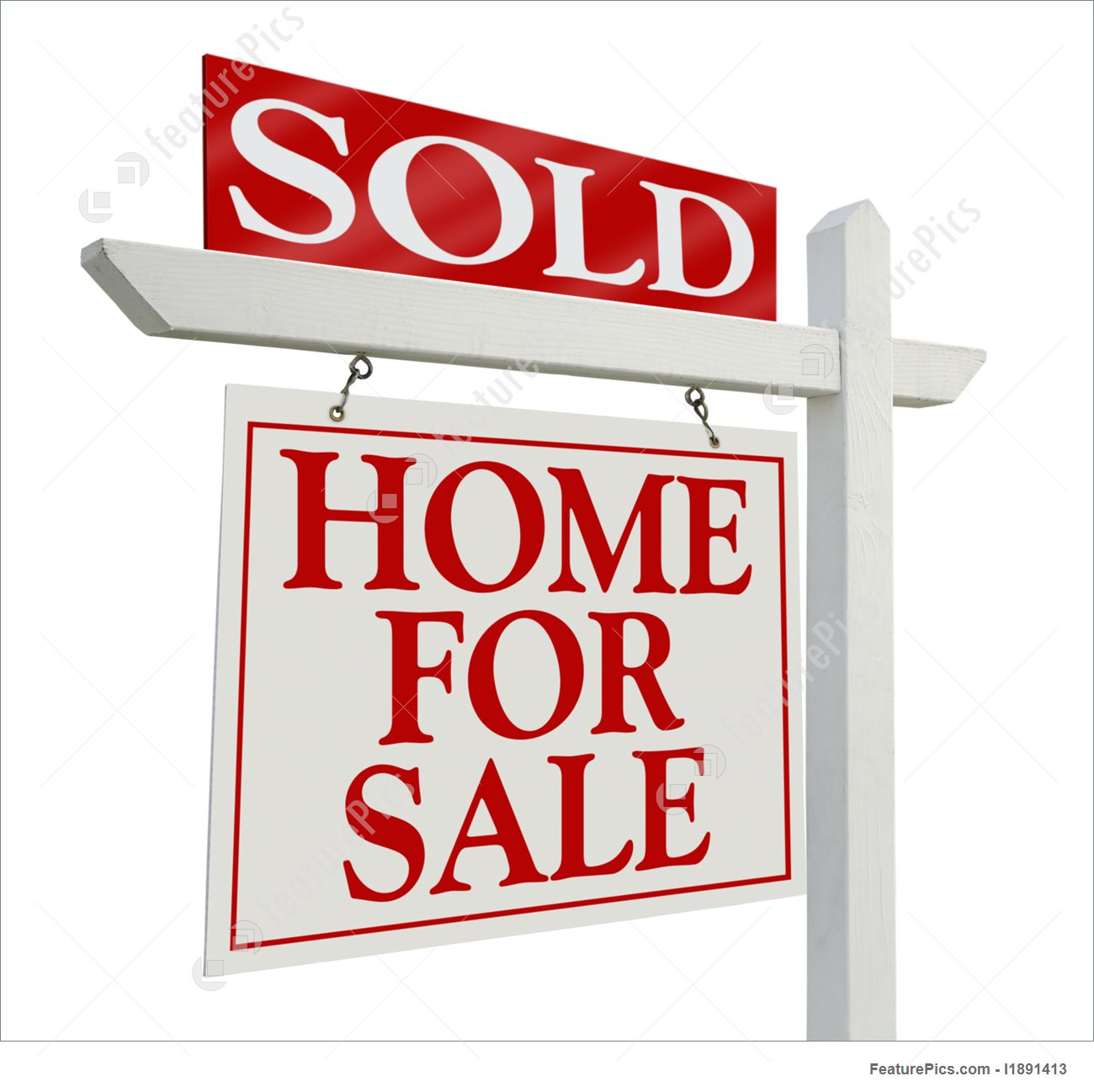Sold Sign