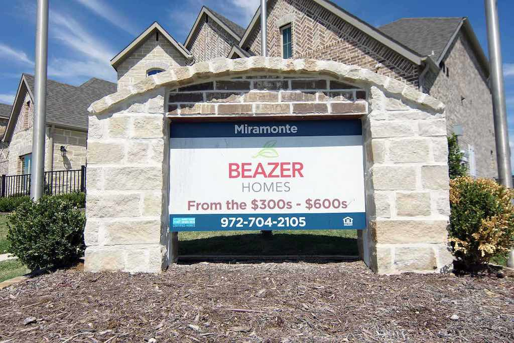 Beazer Homes Miramonte