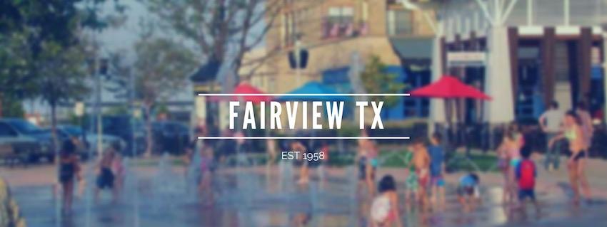 Fairview Tx Neighborhood List