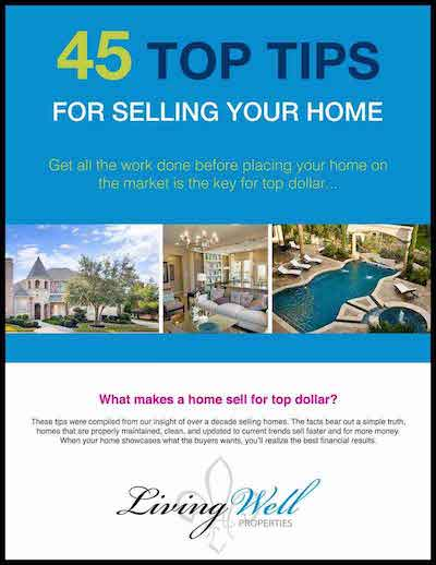 45 Top Tips For Selling Your Home