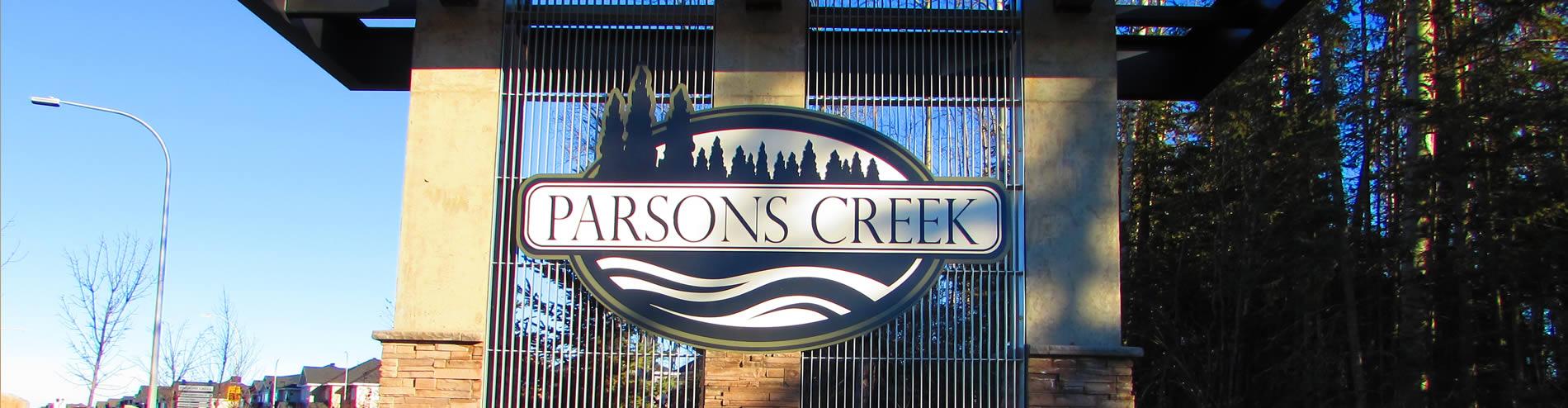 North Parsons Creek