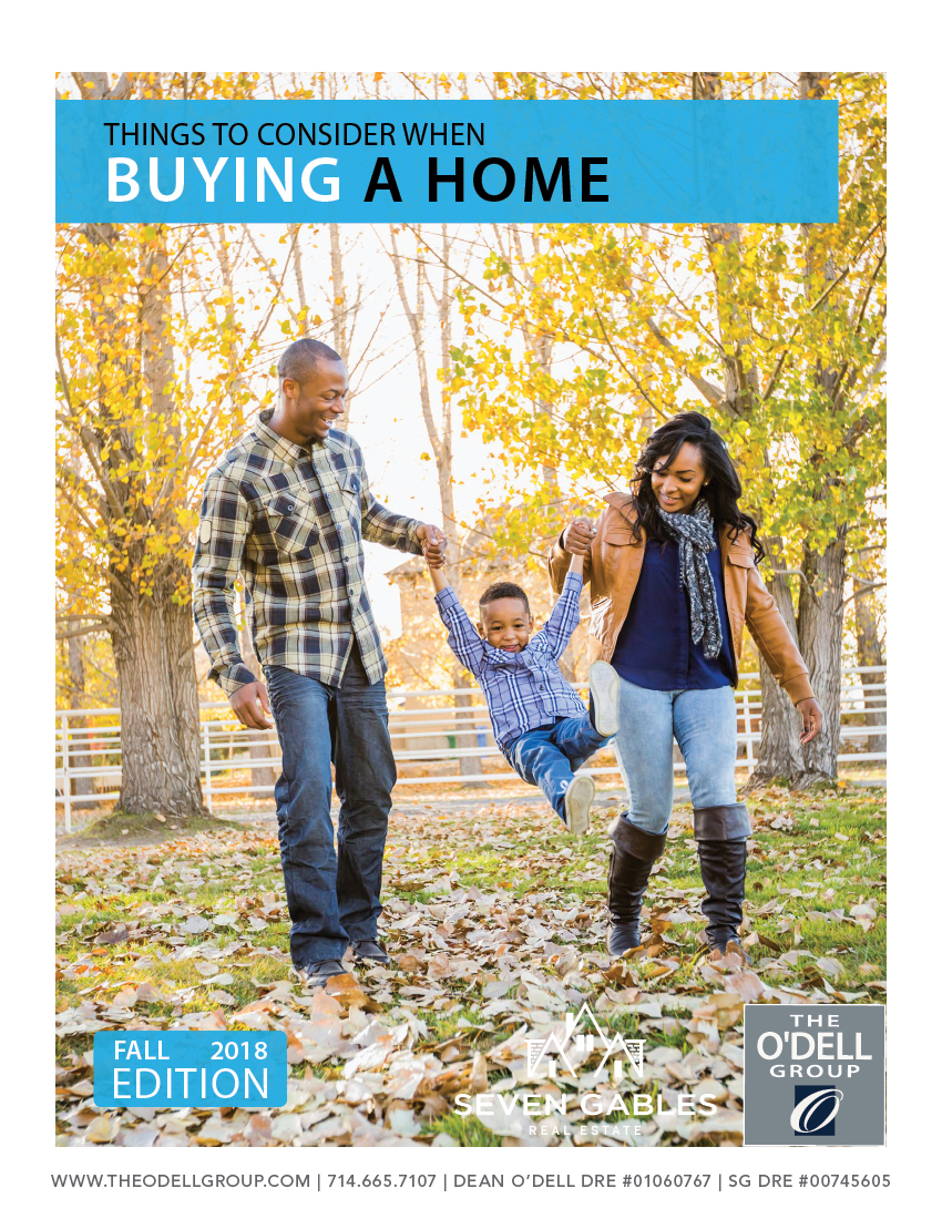 Home Buyer Fall 2018 Selling Guide