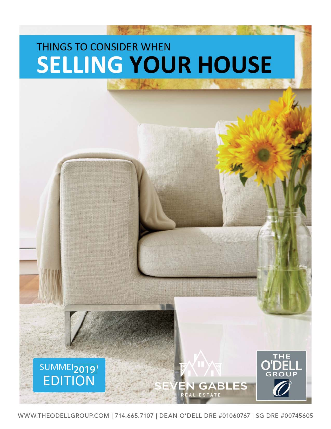 DOWNLOAD YOUR SUMMER 2020 HOME SELLING GUIDE
