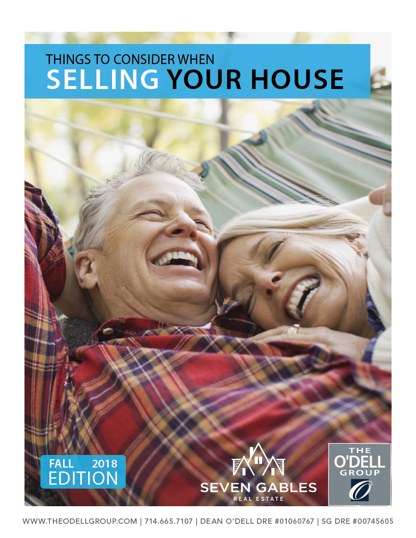 Selling a Home Fall 2018 Guide