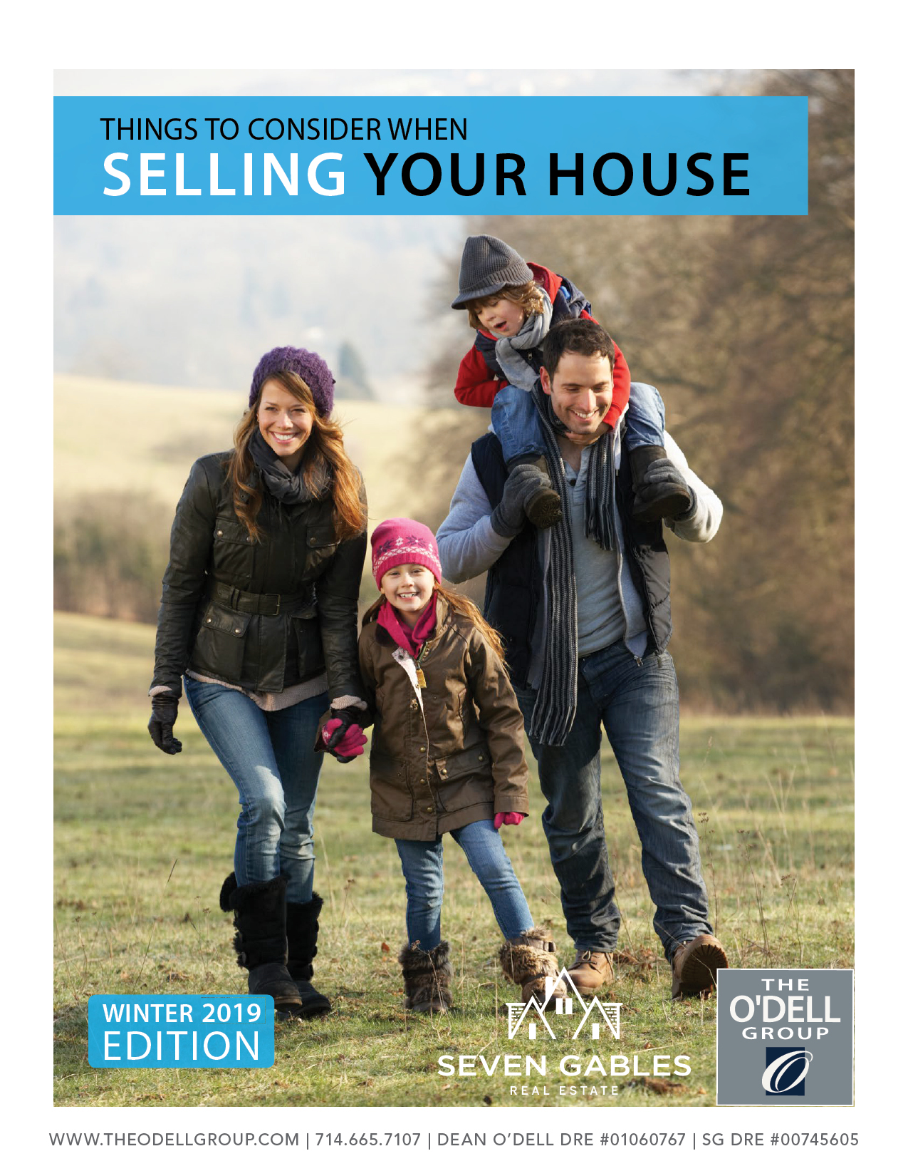 Home Buyer Fall 2019 Selling Guide