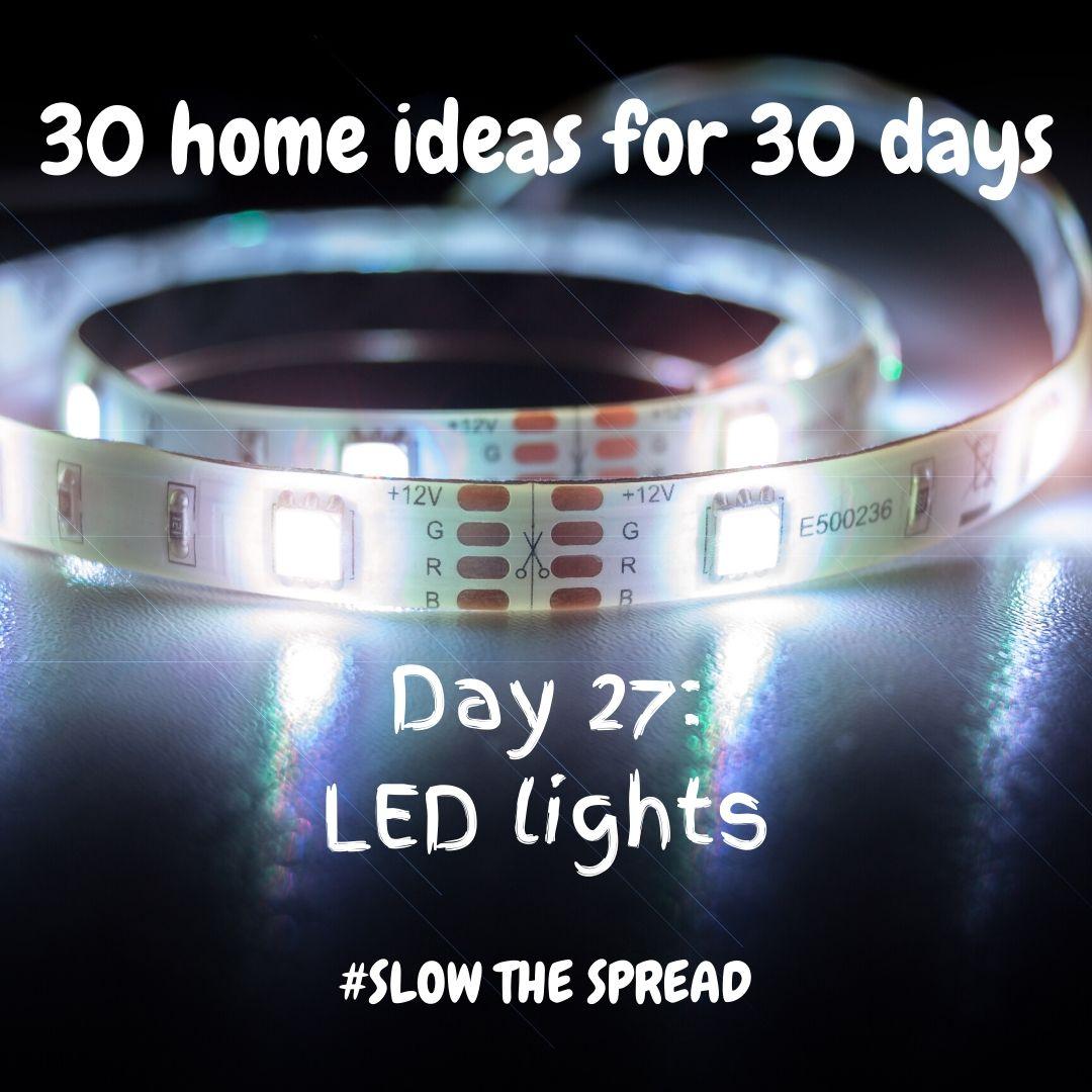 Day 27 LED light
