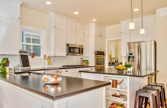 Staging your kitchen