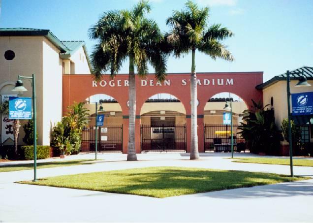 Roger Dean Stadium TheShattowGroup