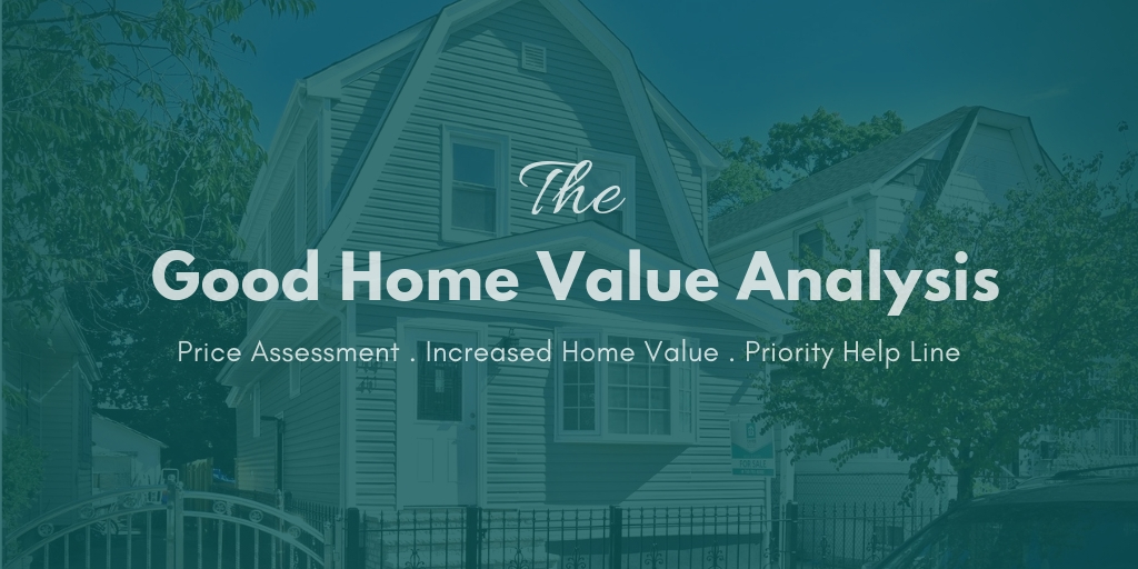 60-SECOND HOME VALUATION ANALYZER