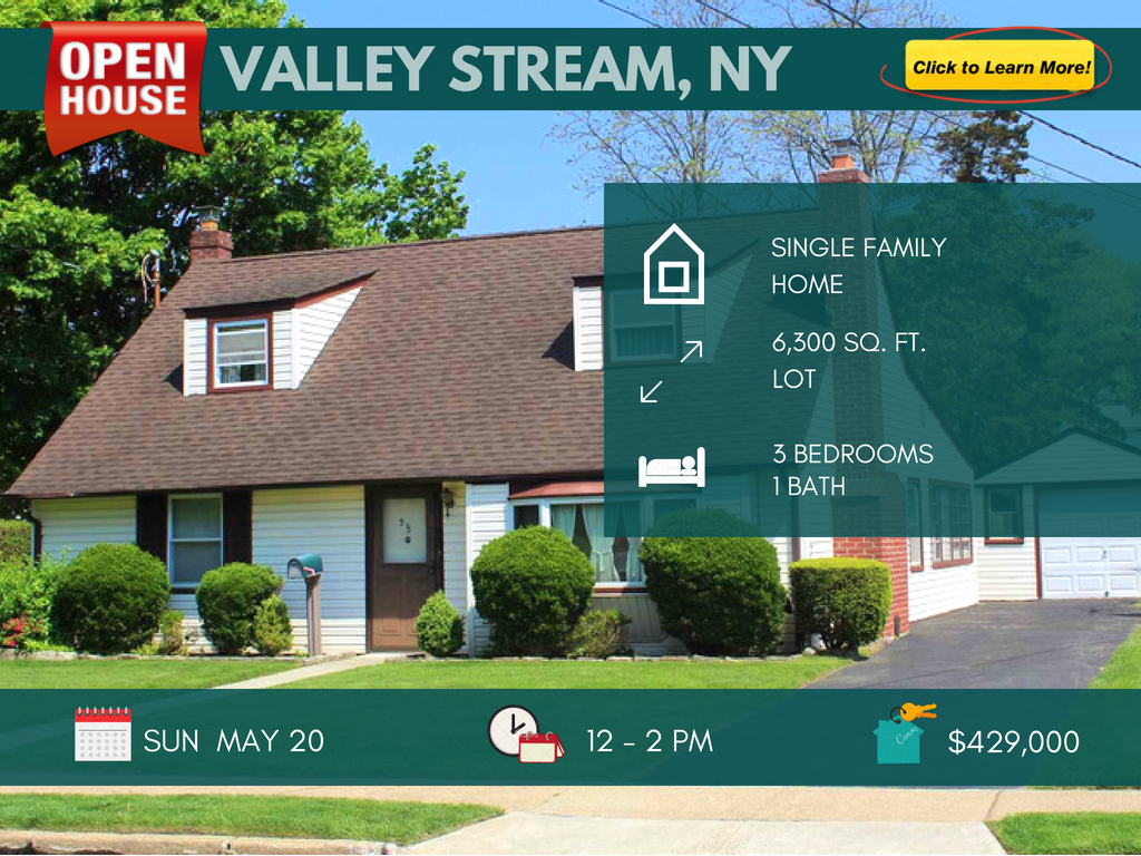 Valley Stream house for sale
