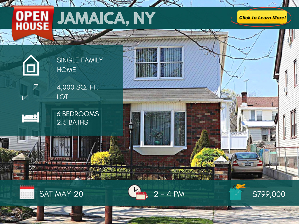 multi family house for sale in Jamaica queens