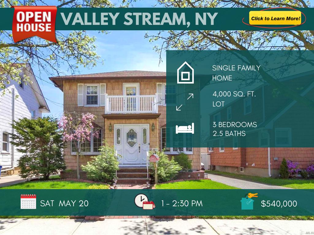 Valley Stream NY house for sale