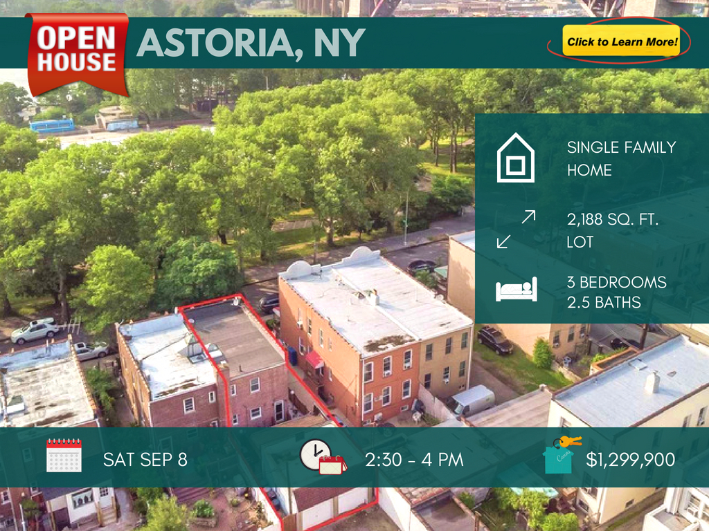 single family home for sale in astoria queens