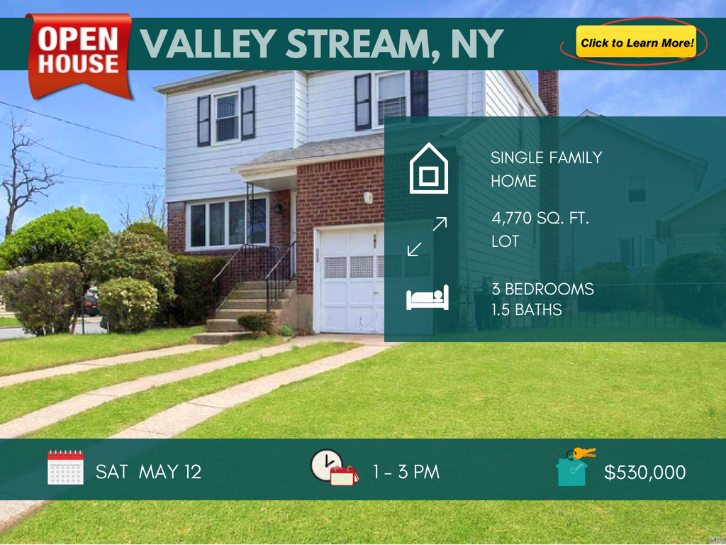 Valley Stream home for sale