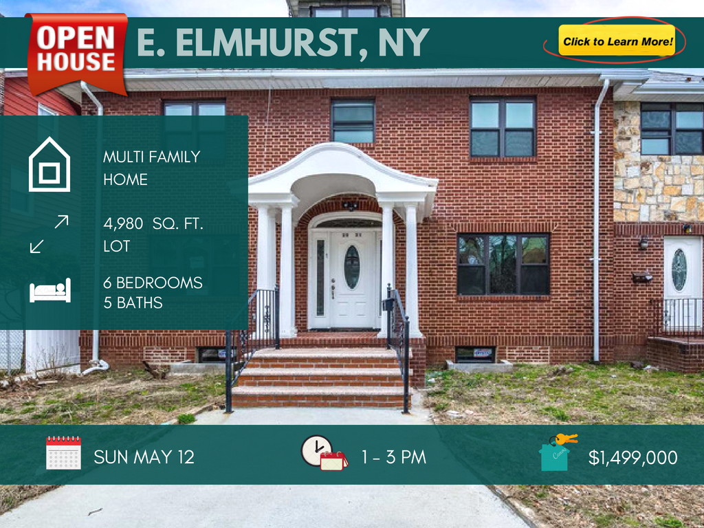 East Elmhurst multi family house for sale