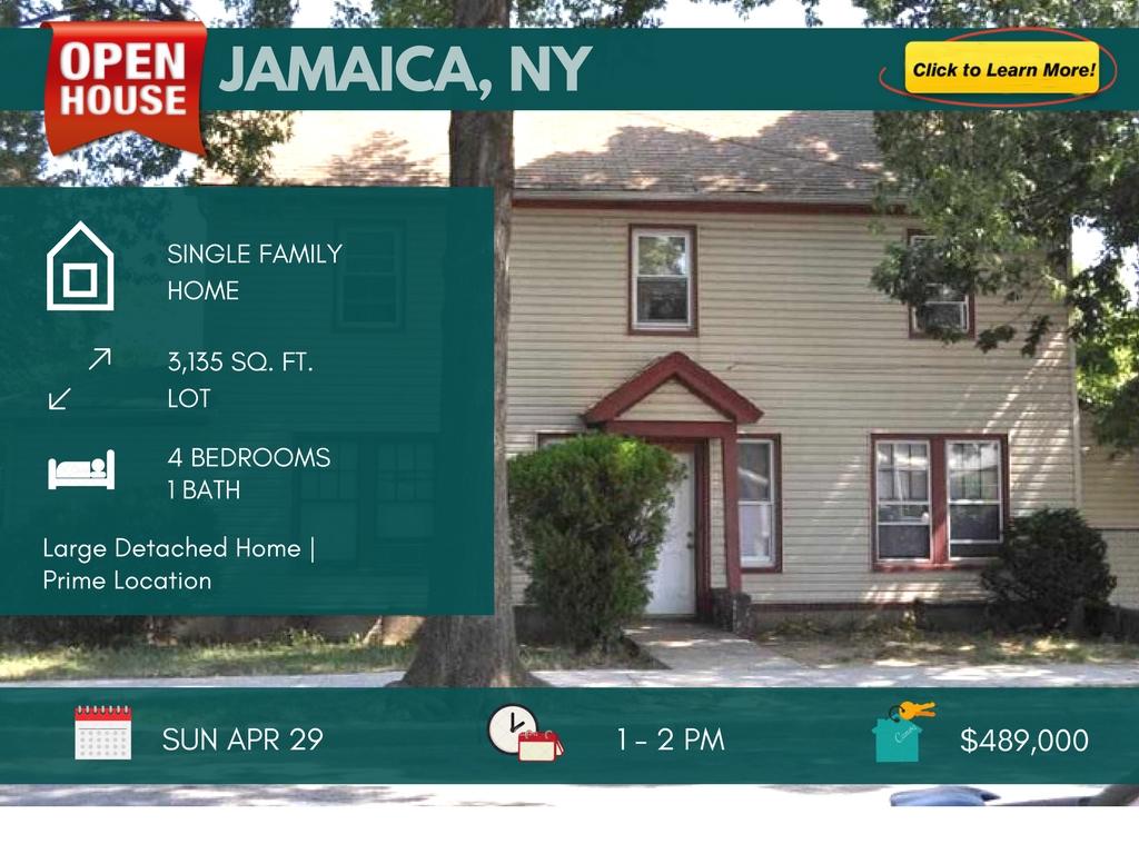 4 Bedroom House for Sale in Jamaica Queens