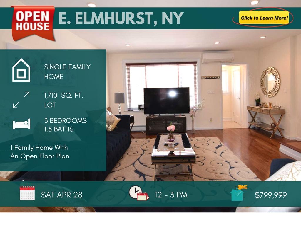 E. Elmhurst Home for Sale