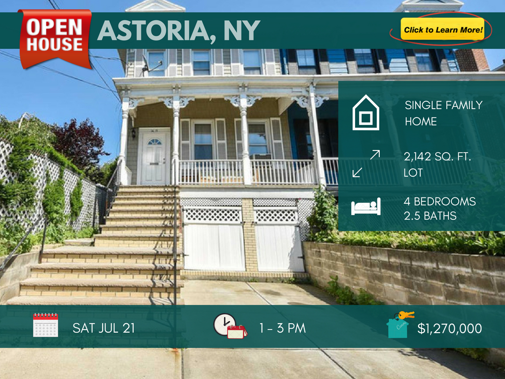 astoria queens single family for sale