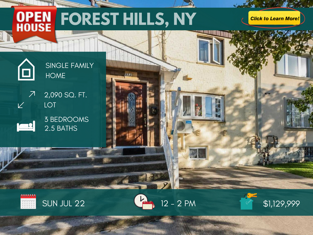 forest hills queens single family home for sale