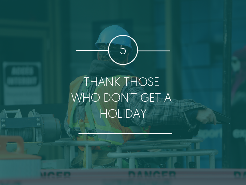 creative ways to give back this holiday 2018