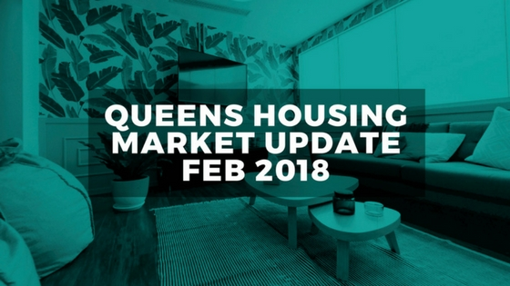 queens housing market feb 2018