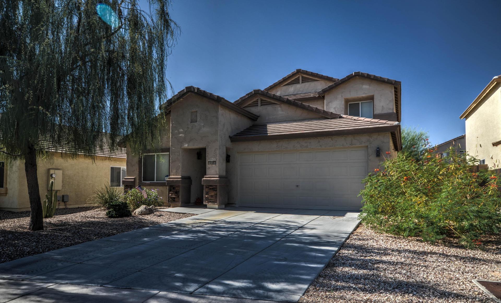 1354 W 222nd Drive Sundance Buckeye Home For Sale