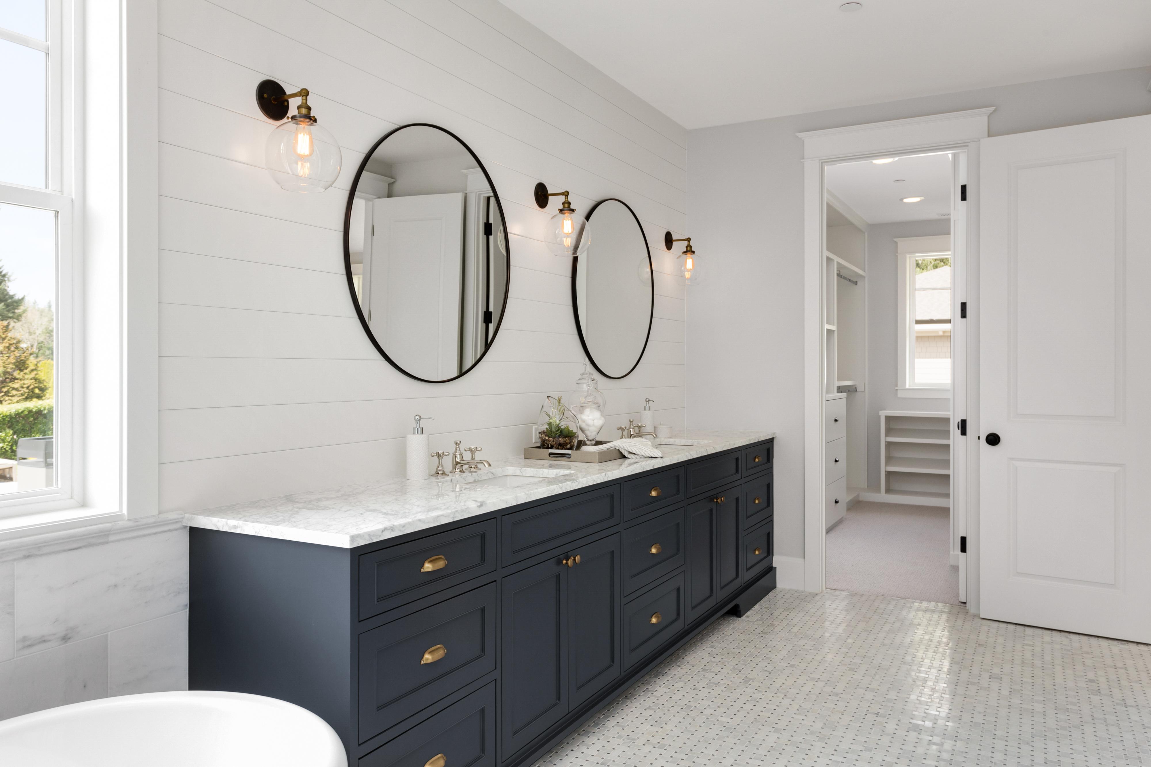 Staycation-Worthy Bathroom