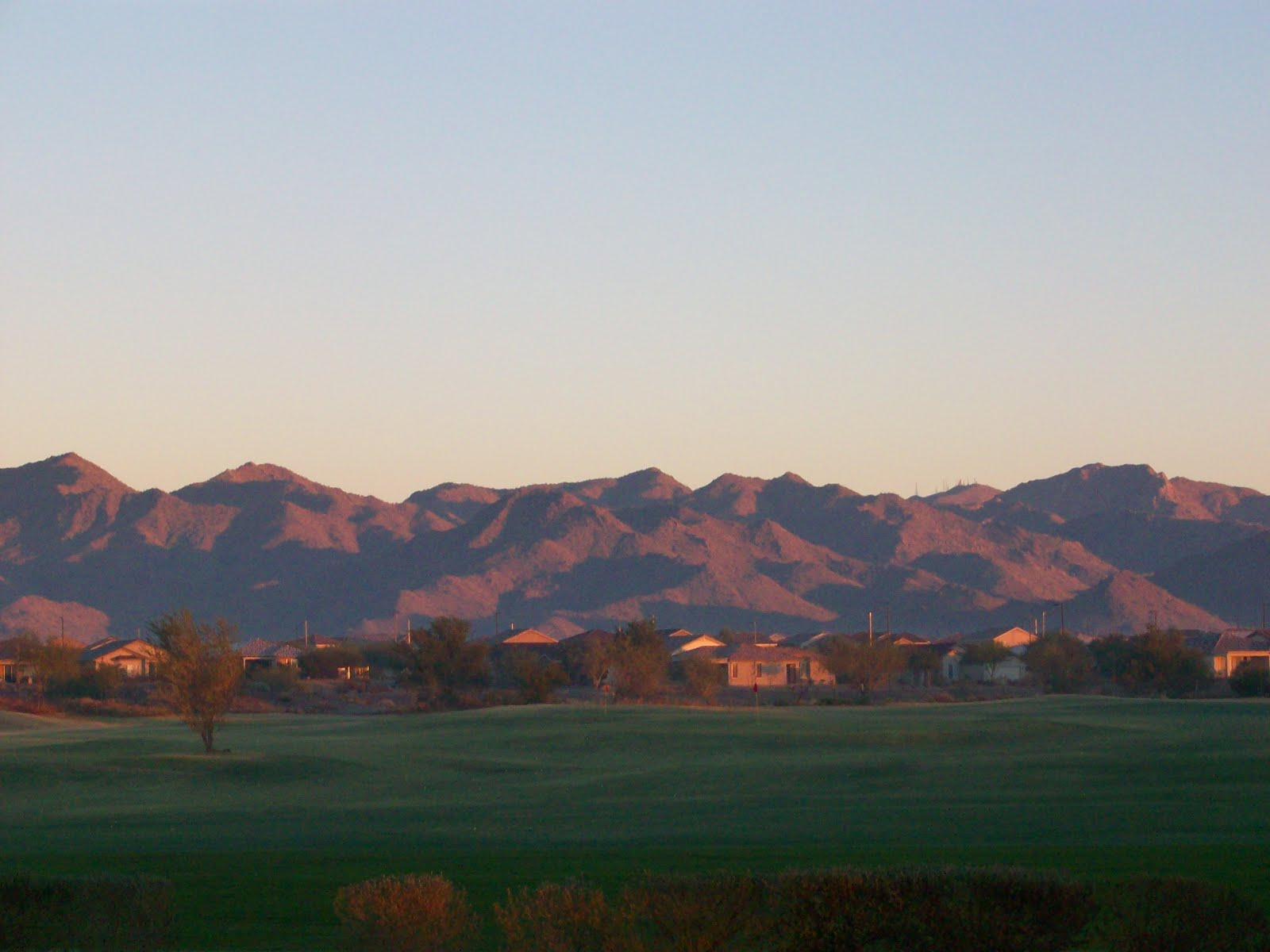 Sundance Golf Course Community in Buckeye