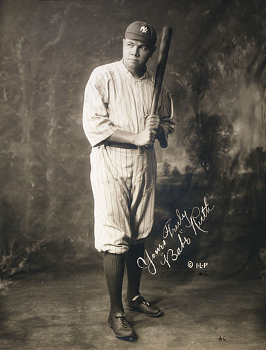 Babe Ruth - Treasure Island