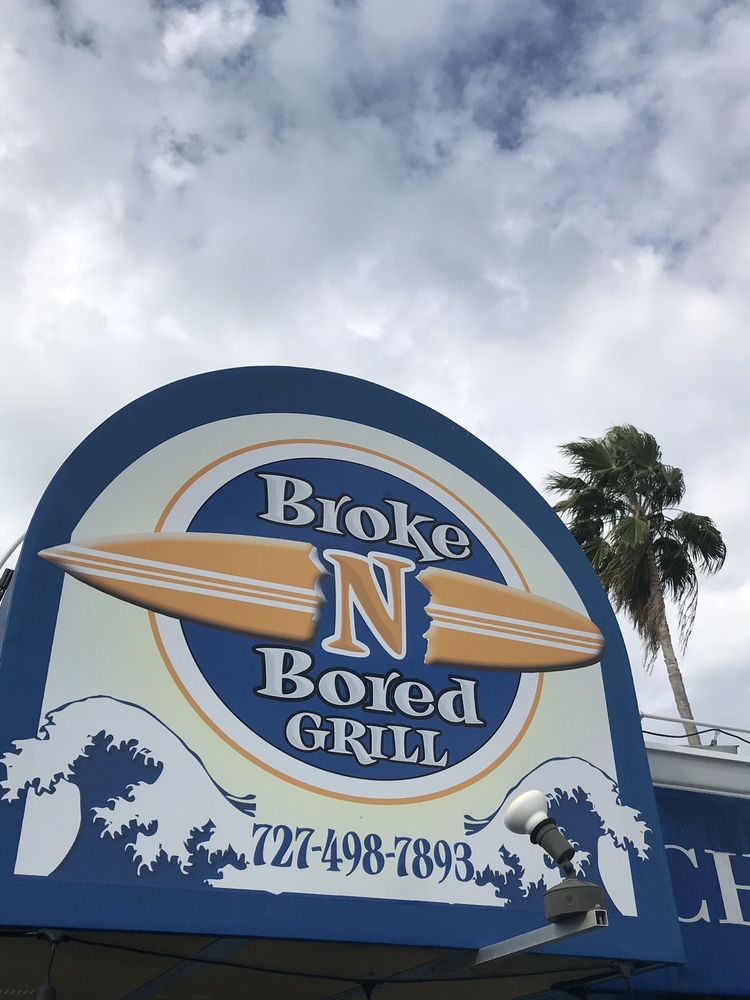 Broke-N-Bored - Redington Shores